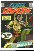 Silver Age (1956-1969):Mystery, Tense Suspense #1 and 2 Group (Fago Publications, 1958-59)Condition: Average VG+. This lot consists of issues #1 and 2.Ove... (Total: 2 Comic Books Item)