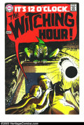 Silver Age (1956-1969):Horror, Witching Hour #2 (DC, 1969) Condition: NM. Overstreet 2003 NM 9.4value = $60....