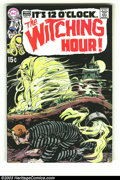 Bronze Age (1970-1979):Horror, Witching Hour #7 (DC, 1970) Condition: NM. Alex Toth art.Overstreet 2003 NM 9.4 value = $35....