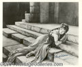 Autographs, Judith Anderson signed 8x10