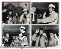 Autographs, The Beatles Original Unreleased Photo Lot