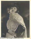 Autographs, Betty Compson signed 8x10