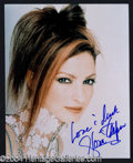 Autographs, Gloria Estefan In-Person Signed 8 x 10 Photo