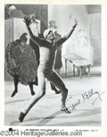 Autographs, Gene Kelly Signed 8x10 Photo