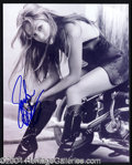 Autographs, Jennifer Lopez Sexy In-Person Signed Photo