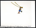 Autographs, Sugar Bear Original Animation Cel (A)