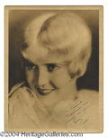 Autographs, Estelle Taylor Vintage Signed 11 x 14 Photo