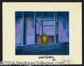 Autographs, Kevin Eastman Ninja Turtle Cartoon Cel