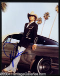 Autographs, Dwight Yoakum In-Person Signed Photo