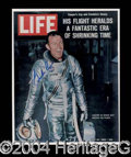 Autographs, Space Astronaut Signed Photo Gordon Cooper