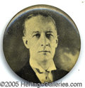 Political:Advertising, MOST UNUSUAL 1928 AL SMITH CELLULOID POCKET MIRROR. We've n...