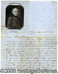 Political:Small Paper (pre-1896), MOST UNUSUAL AND DRAMATIC 1848 ZACHARY TAYLOR POLITICAL CAMPAIGN...
