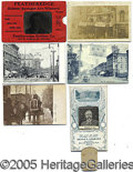Political:Small Paper (1896-present), COLLECTION OF EXCEPTIONAL-QUALITY POLITICAL POST CARDS. Consisti...