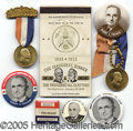 Political:Inaugural (1789-present), NICE TRUMAN COLLECTION. Five different inaugural items, a sepia ...
