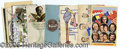 Political:Small Paper (1896-present), INTERESTING, DIVERSE POLITICAL POST CARD GROUP. Consisting of: 1...