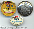 Advertising:Small Novelties, INTERESTING LOT OF BUSTER BROWN NOVELTY ITEMS. Here are three v...