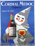 "Antiques:Posters & Prints, COLORFUL LARGE FRENCH ADVERTISING POSTER. This very ""artsy"" 48 ..."