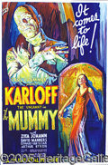 Entertainment Collectibles:Movie, ORIGINAL, HANDPAINTED ARTWORK COPY OF THE POSTER FOR THIS CLASSI...