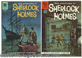 Entertainment Collectibles, NEW ADVENTURS OF SHERLOCK HOLMES 1961- 1962. Here we offer two ...