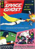 Entertainment Collectibles:Comic Character, SPACE GHOST BY GOLD KEY AND HANNA BARBERA (1966). This classic...
