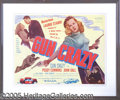"Entertainment Collectibles:Movie, LOBBY CARD FOR 1950 FILM ""GUN CRAZY"". Real ""period piece!"" ""She ..."
