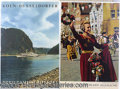Antiques:Posters & Prints, COLLECTION OF (10) COLORFUL GERMAN TRAVEL POSTERS. Beautiful c...