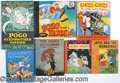 Books:Children's Books, COLLECTION OF (7) VINTAGE CHILDREN'S BOOKS. As shown, dating fr...