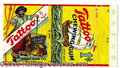 Miscellaneous:Trading Cards, TATTOO GUM WRAPPER BY ORBIT. Neat graphic gum wrapper in very c...