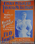 Entertainment Collectibles:Theatre, SHEET MUSIC.. Please note: