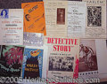 Entertainment Collectibles:Theatre, LARGE & SMALL FORMAT PROGRAMS, FOLD-OUTS AND HANDBILLS..