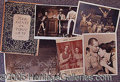 Entertainment Collectibles:Movie, PRODUCTION STILLS AND MATCHING PROGRAMS.. ...