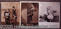 PHOTOGRAPHS OF STRIPPERS AND BURLESQUE COMEDIANS.. P FONT color=ff0000 STRONG Please note: /STRONG Autographs from the L...