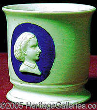 JENNY LIND MUG.. P FONT color=ff0000 STRONG Please note: /STRONG Autographs from the Leonard Finger collection have not...