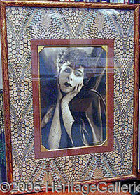 SIGNED NAZIMOVA PORTRAIT.. P FONT color=ff0000 STRONG Please note: /STRONG Autographs from the Leonard Finger collection...