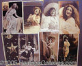 Entertainment Collectibles:Theatre, ANNA HELD POSTCARDS, PORTRAITS AND MAGAZINE..