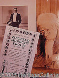 Entertainment Collectibles:Theatre, WILL ROGERS–AMERICA'S BELOVED HUMORIST..