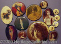 Advertising:Pocket Mirrors & Pinbacks, PROMOTE YOUR FAVORITE ACTRESS!. Pl...