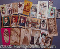 Miscellaneous:Trading Cards, COLLECTION OF CIGARETTE CARDS.. Pl...