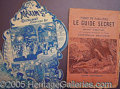 Entertainment Collectibles:Theatre, FRENCH THEATRE AND ENTERTAINMENT..