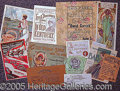 Entertainment Collectibles:Theatre, LARGE GROUP OF ASSORTED EPHEMERA..