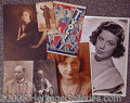 Entertainment Collectibles:Theatre, [JUDAICA] ASSORTMENT OF PUBLICITY STILLS AND PORTRAITS IN DIFFER...