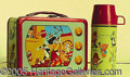 Miscellaneous:Lunchboxes, LOONY TOONS TV SET BOX. Picturing Bugs and other folks from the ...