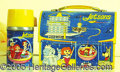 "Miscellaneous:Lunchboxes, THE JETSON'S LUNCHBOX. ""Meet George Jetson"" while you have your ..."