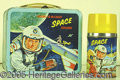 Miscellaneous:Lunchboxes, ED MCCAULEY SPACE EXPLORER LUNCHBOX AND THERMOS. This great look...