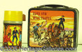 Miscellaneous:Lunchboxes, PALADIN HAVE GUN WILL TRAVEL. Neat box and from an all time favo...