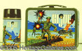 Miscellaneous:Lunchboxes, G. I. JOE 1967-68 BOX WITH THERMOS. This box has to have a broad...