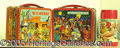 Miscellaneous:Lunchboxes, THE FLINTSTONES LUNCHBOX LOT OF (2). Here are two really great g...