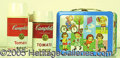 Miscellaneous:Lunchboxes, CAMPBELL'S KIDS AND THERMOS. This is an interesting lot consisti...