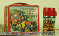 Miscellaneous:Lunchboxes, BEVERLY HILLBILLY'S LUNCHBOX. This box showing Jed, Granny, Jeth...