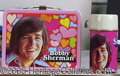 Miscellaneous:Lunchboxes, BOBBY SHERMAN THERMOS AND KIT. Was your dream guy Bobby Sherman ...